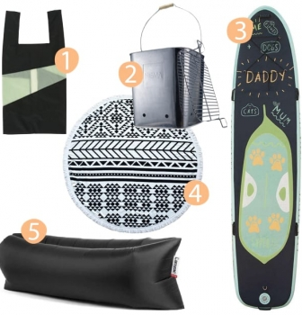 SUMMER ESSENTIALS VOOR URBANMOMS